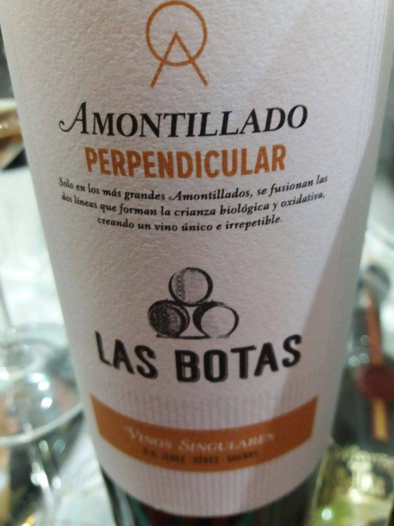 Amontillado Manzanilla. Jerez