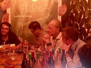 El Alcalde de Málaga en la Tertulia taurina de Marca en directo desde Eboka