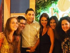 FERIA de Málaga en Eboka Restaurante