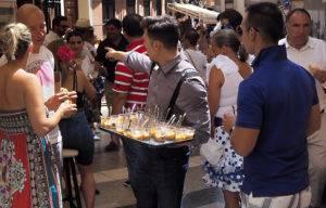 Terraza Eboka Restaurante en Feria
