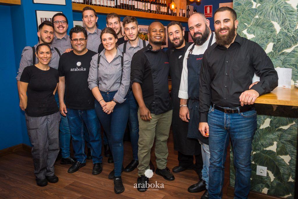 equipo-araboka-restaurante