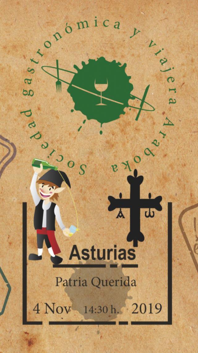 Viaje gastronómico a Asturias en noviembre desde Araboka Málaga